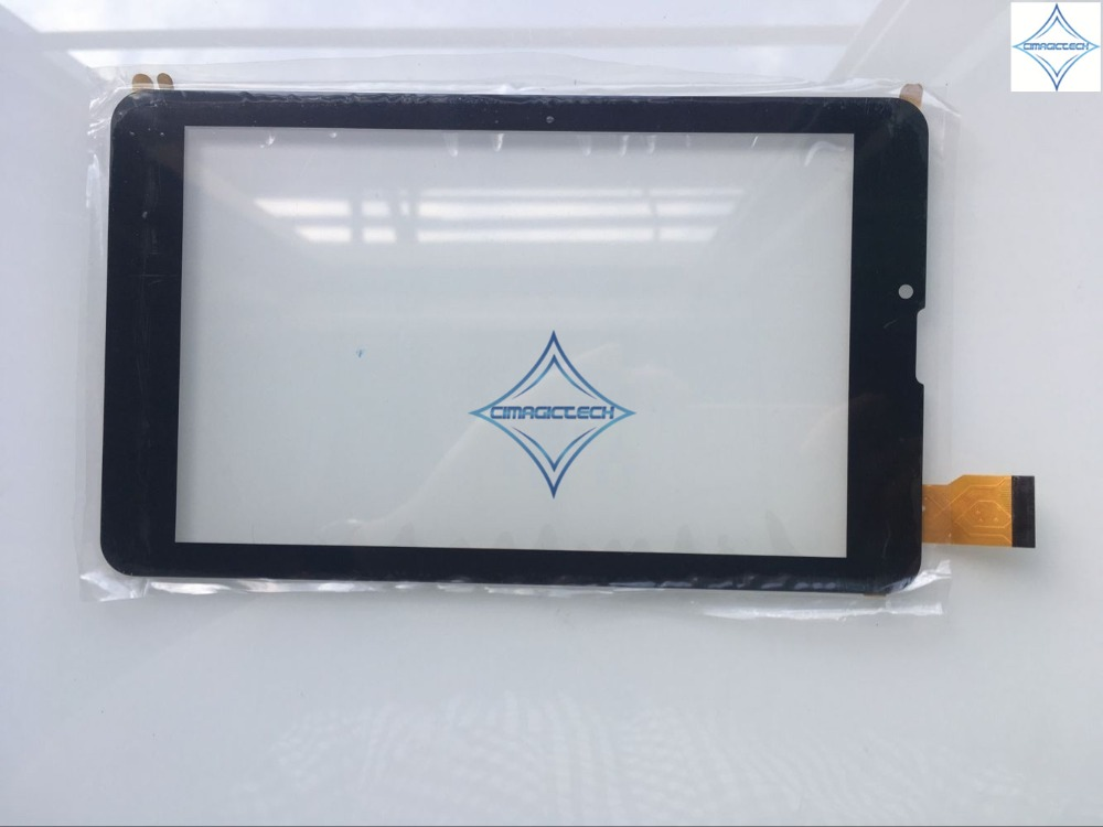 7 inch tablet Touch Screen capacitive Digitizer glass panel lens DG070245 F1 DG070245 F1 184 111MM