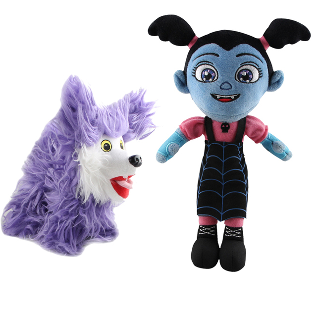 Junior Vampirina Plush Toys Reborn Dolls Movie Cartoon