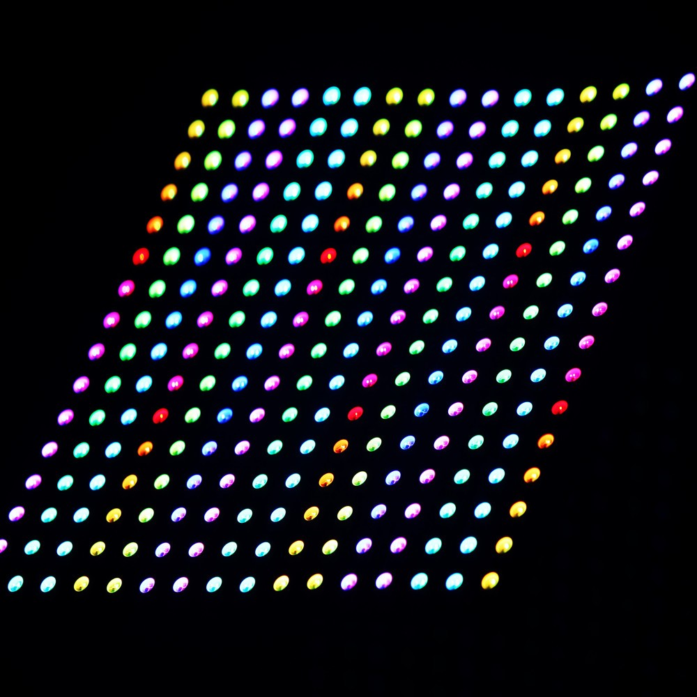 WS2812 LED 5050 RGB 16x16 256 Raspberry Pi LED Dot Matrix Display for Arduino Panel Array For Adafruit bright