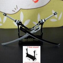 نية: أوتوماتا 2B 9S اللعب دمية الفاضلة معاهدة القاسي الدم اليمين بيستلورد السيف تأثيري نموذج SINoALICE أليس سلاح سلسلة المفاتيح
