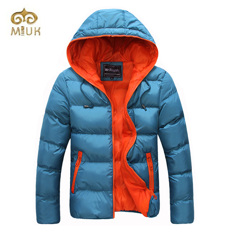 Aliexpress.com : Buy Casual Solid Hooded Men Famous Brand Winter ...