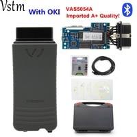 Bluetooth VAS 5054A ODIS 4 13 With OKI VAS5054 VAS 5054 Bluetooth VAS5054A Plus Free Active