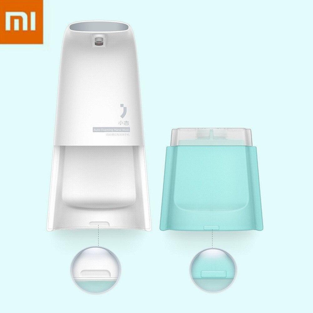 Xiaomi Mijia Intelligent Savon Automatiquement Sans Contact Moussant Plat Inducs Mousse À Laver Savon