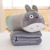 kawaii pig duck rabbit frog panda bear plush toys doll children sleeping soft blanket sofa cushion kids girl birthday gifts
