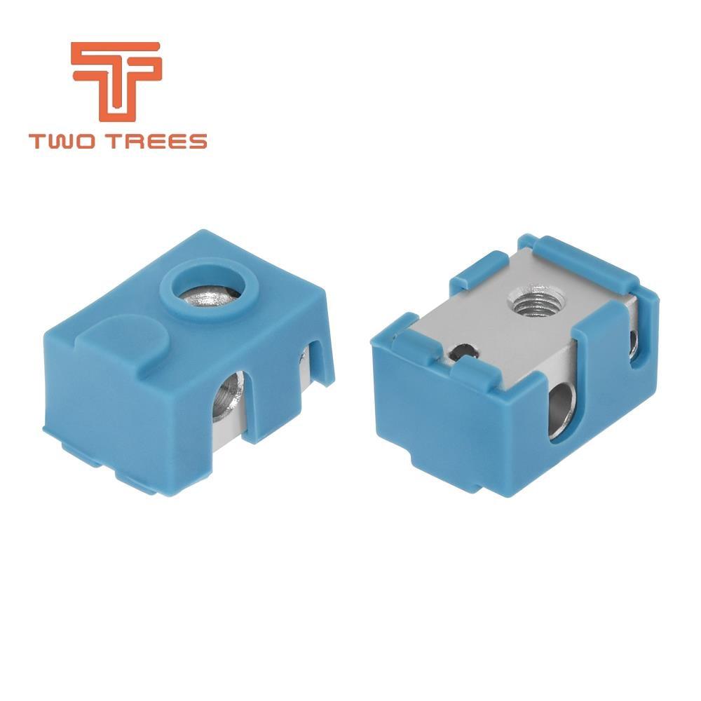 Büroelektronik Obligatorisch V6 Silikon Lager 3d Drucker Teile V6 Hohe Temperatur Gummi Hülse Pt Bowden & Direkt Extruder Reprap 3d Drucker Silikon QualitäTswaren