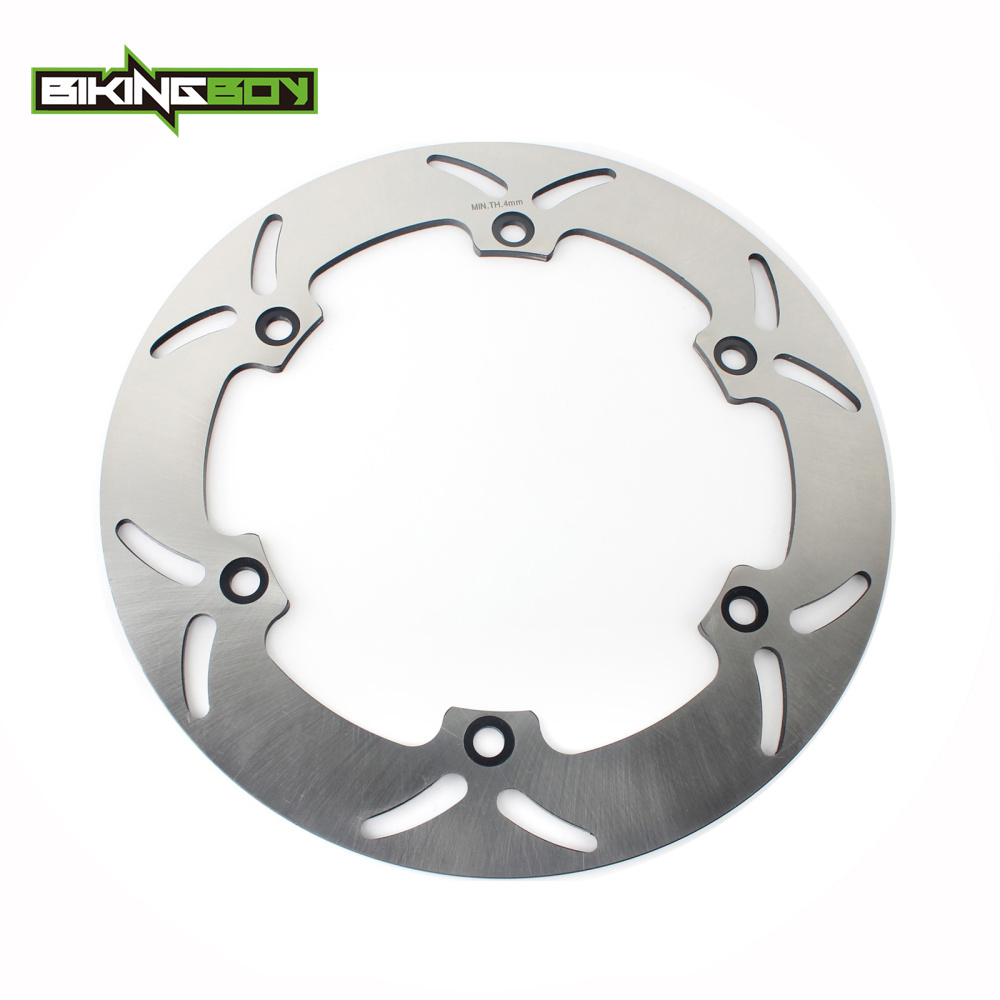 BIKINGBOY Front Brake Disc Rotor Disk For GL 1500 Goldwing / SE 1998 1989 1990 1991 1992 1993 1994 1995 1996 1997 1998 1999 2000 lopor motorcycle rear brake disc rotor for kmx125 kmx 125 1986 1987 1988 1989 1990 1991 1992 1993 1994 1995 1996 1997 1998