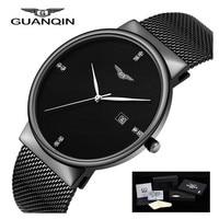 Guanqin men watches 2017 luxury brand watch men waterproof quartz date stainless steel watches mens wristwatches.jpg 200x200