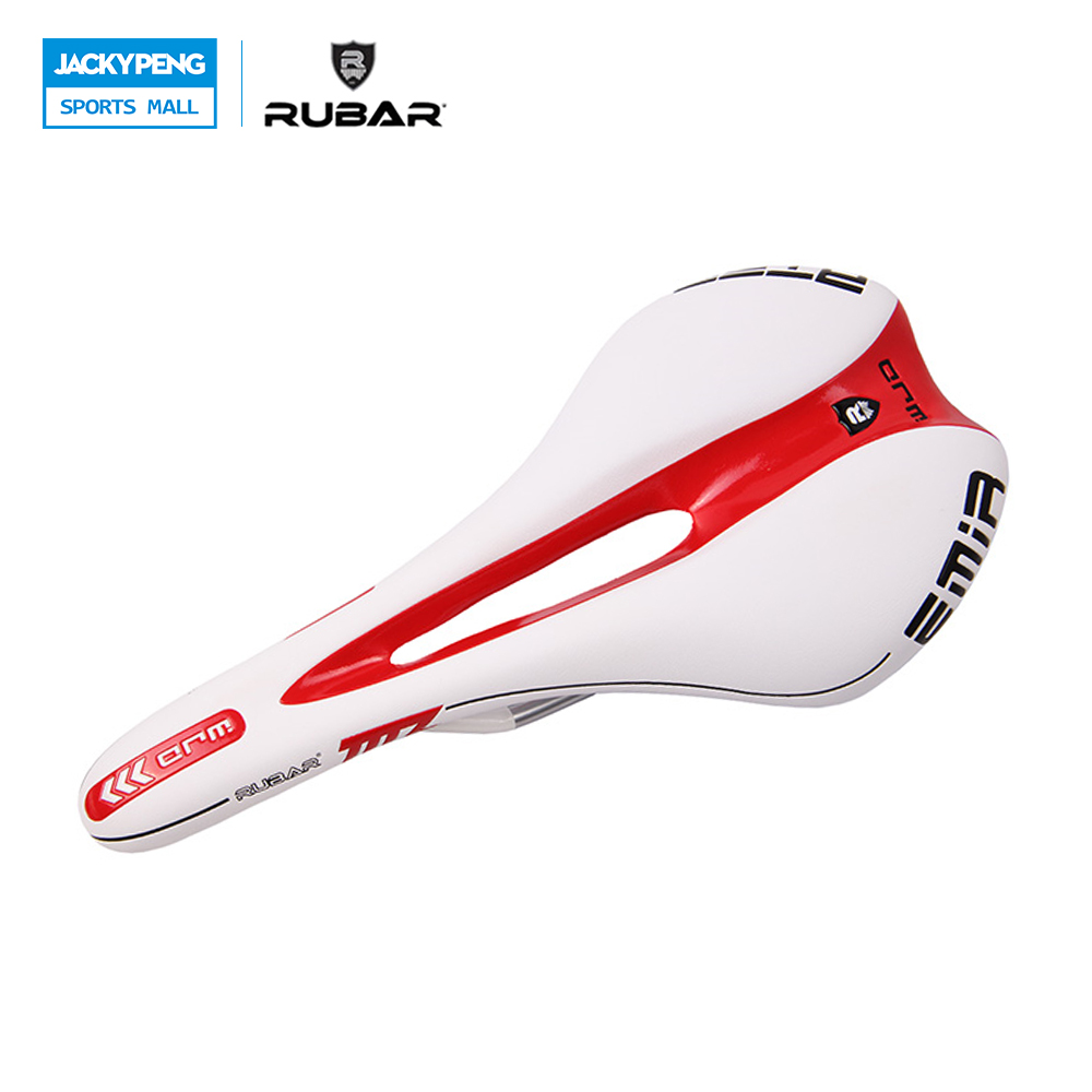 RUBAR Bicycle Saddle Breathable Sillin Bleta MTB Road Seat Soft Comfortable Mountain Road Cycling Bike Saddle Parts new arrival carbon saddle bicycle bike saddle seat road bike saddle sillin bicicleta sillin carbono sella carbonio