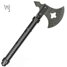 Removable Multifunctional Axe Sickle Hoe three in one Garden Outdoor Survival Tools