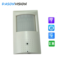 1080P WIFI IP Camera Indoor Wired Wireless 940nm IR LED Night Vision Audio Video CCTV Security