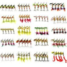 10pcs Mixed color/size Hard Metal Sequin Spinnerbait Fishing Lures Spoon Bait Fishing Tackle 20 colors