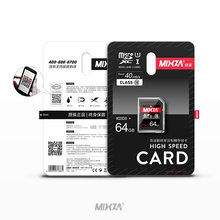 MIXZA SD Card Class 10 SD Card 16GB 32GB 64GB Flash Memory Cards Digital SD Memory Card For Camera