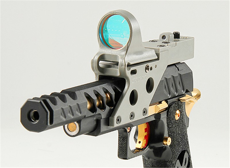 Elemento Airsoft Reflex Red Dot Sight Para