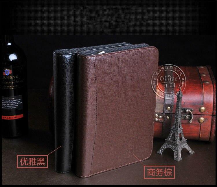 Aliexpress Com Buy Caiwei A6 4200 Lumens Full Hd 1080p: Aliexpress.com : Buy B5 A5 A6 Leather Zipper Spiral