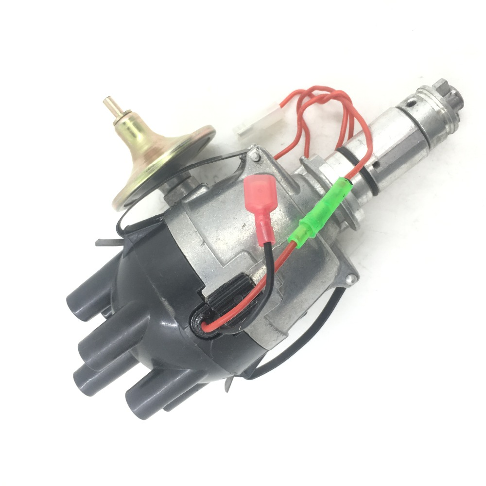 SherryBerg 25D6 Electronic Distributor for Triumph 2000 TR5 TR6 & GT6 for LUCAS 6 cylinders sherryberg distributor 4 cyl electrical distributor for datsun nissan j15 engine forklift 4 cylinders