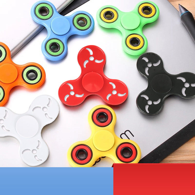 pudcoco Fidget Spinner Finger Stress Hand Toy ADHD Autism
