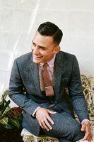 Последние конструкции пальто брюки серый Твид мужской костюм пиджак жениха костюмы для выпускного Slim Fit 2 шт. пользовательские Повседневное