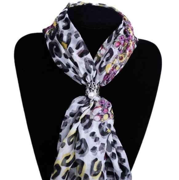 1 Pcs Daftar Baru Fashion Vintage Emas dan Perak Hollow Rose Bunga Mutiara Imitasi Syal Gesper Silinder Selendang Gesper Perhiasan