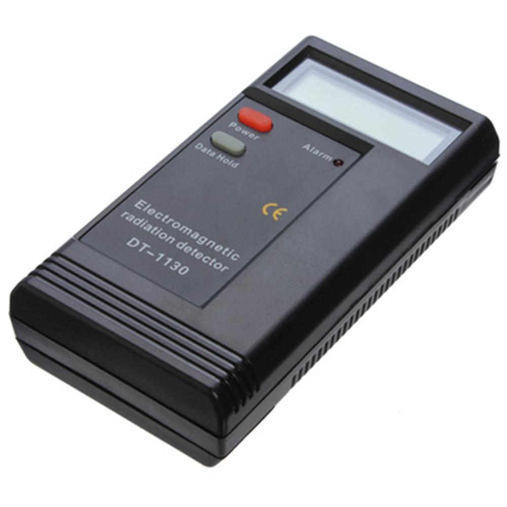 Electromagnetic Radiation Detectors EMF meter dosimeter tester DT-1130 radiation meter Free shipping tes 1390 electrosmog meter emf meter