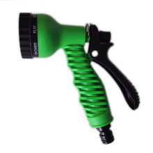 Ajustable Hose nozzles 7 Pattern Garden Water Gun For watering hose spray gun Car Wash, Cleaning, Watering Lawn and Garden