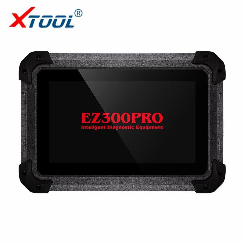 OBD2 автомобильной сканер XTOOL EZ300 PRO диагностический инструмент для автомобилей АБС, двигатель водителя TPMS сброса передачи автоматический диа...