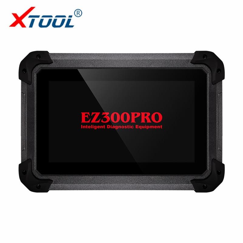 OBD2 Automotive Scanner XTOOL EZ300 PRO Auto Strumento di Diagnostica Motore ABS Airbag TPMS di Reset di Trasmissione Auto Diagnostica Scanner