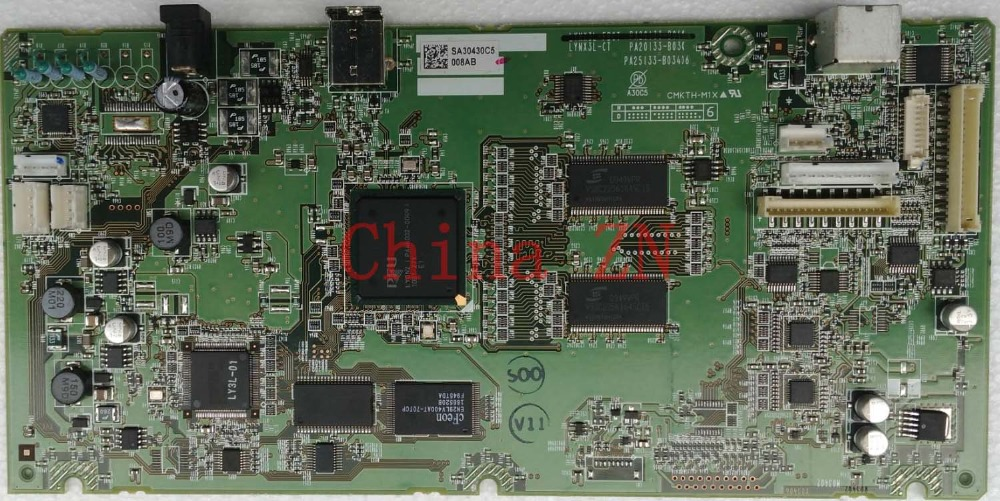 PA03540-K918 Control PCA L mainboard main board mother board motherboard formatter board for Fujitsu fi-6130 fi6130 6130