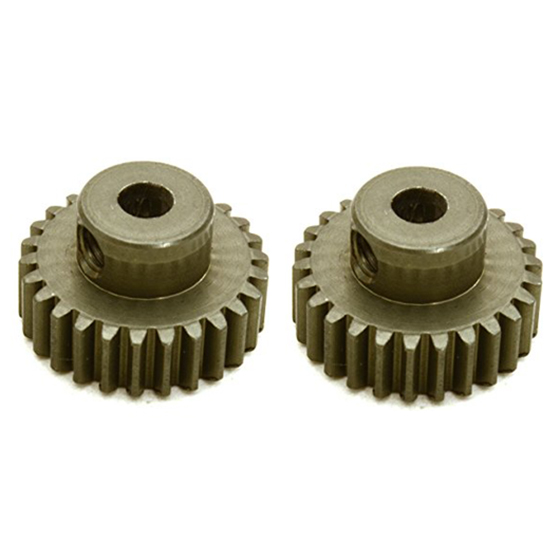 RC Model Hop-ups OBM-BRPG4826 7075 Aluminum Alloy Pinion Gear 48P 26T for R/C Model