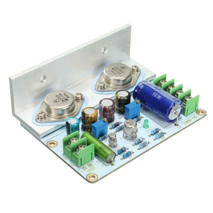 Lusya 1Pcs Diy Kits JLH 1969 Klasse EIN audio-leistungsverstärker Bord Hohe Qualität PCB MOT/2N3055 fertig board T0353