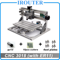 CNC 3018 Laser Options Diy Mini Cnc Engraving Machine Pcb Milling Machine Wood Carving Machine Cnc