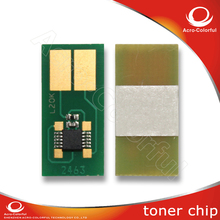 цена на C522 C524 C530 laser printer spare parts reset for Lexmark C520 toner cartridge chip