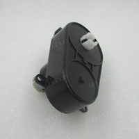 6V12VRS380 Universal Remote Steering Motor Gearbox Stroller Accessory Gearbox Turn Modified Tooth Box