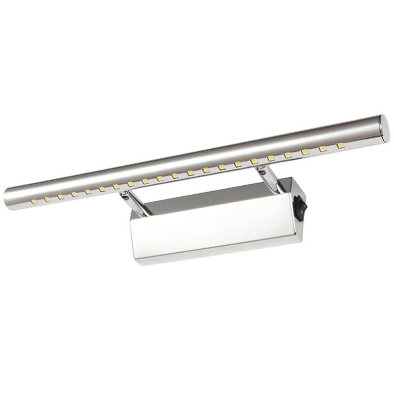 LED-es tükör fali lámpa a fürdőszobában Hálószobabútor - Beltéri világítás