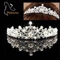 tocados para novias accesorios para el pelo alfileres de boda tiara peinetas para el pelo diademas corona