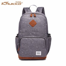 KAUKKO Men Women Backpack College High Middle School Bags For Teenager Boy Girls Laptop Travel Backpacks Rucksacks