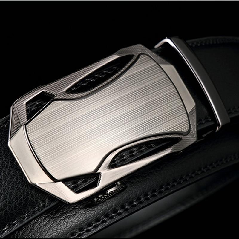 DINISITON Lelaki Belt automatik strap Belt cowhide Kulit Designer - Aksesori pakaian - Foto 2