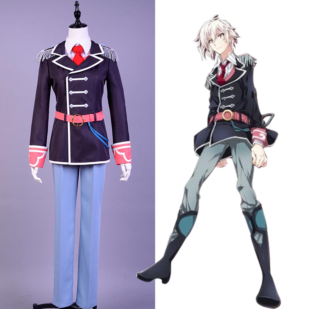 Idolish7 Tenn Kujo Outfit Cosplay Costume For Men Full Set Costume
