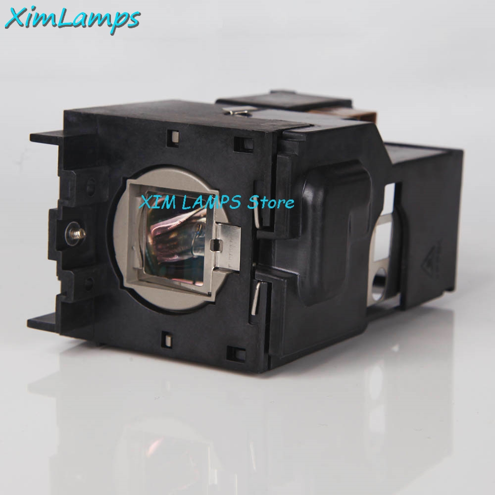 For Toshiba TDP-S35 TDP-SC35 TDP-SC35U XIM Lamps Replacement Compatible Projector Lamp Bulb TLPLV7 with Housing xim lamps replacement projector lamp cs 5jj1b 1b1 with housing for benq mp610 mp610 b5a