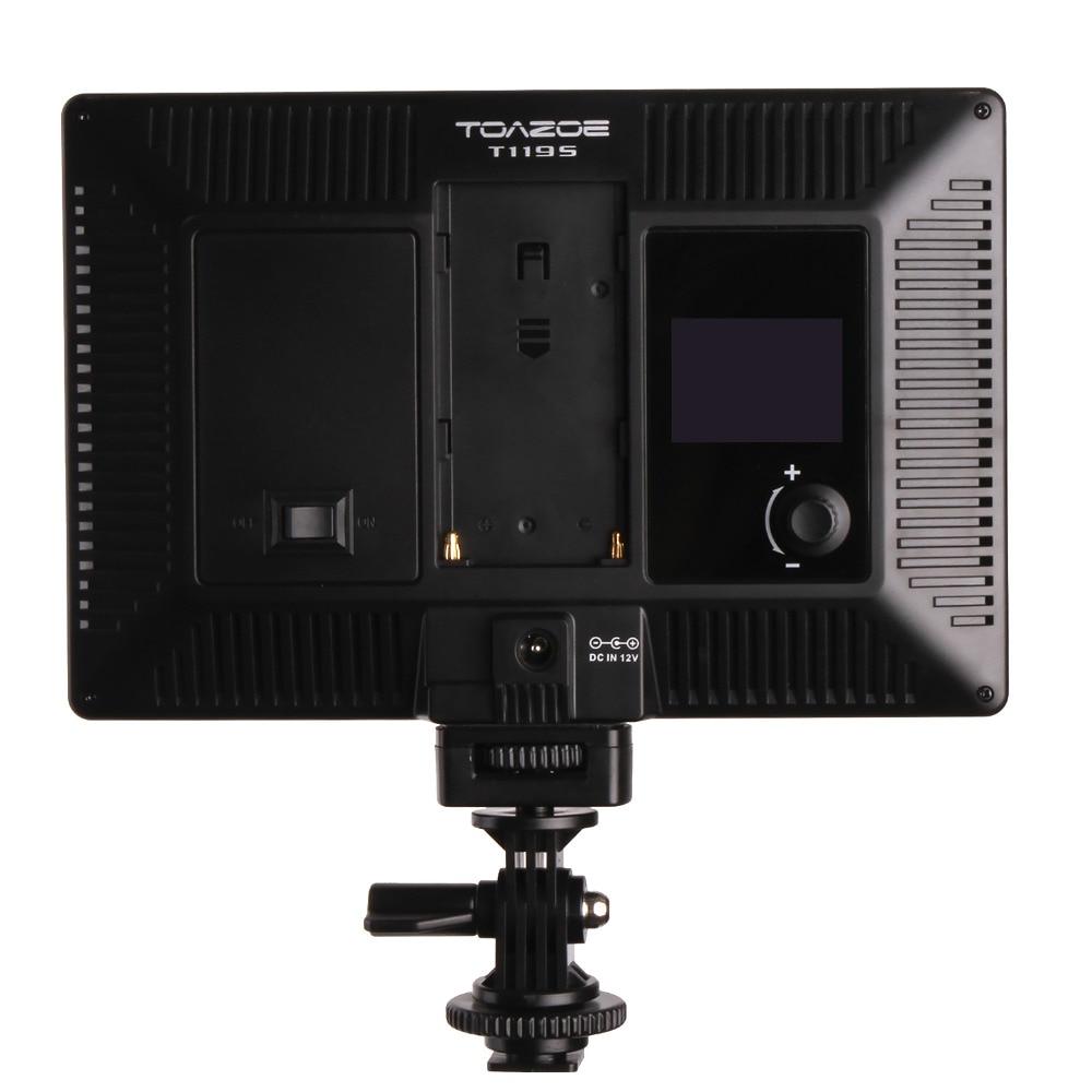 TOAZOE T119S Ультра жіңішке жарықдиодты - Камера және фотосурет - фото 4