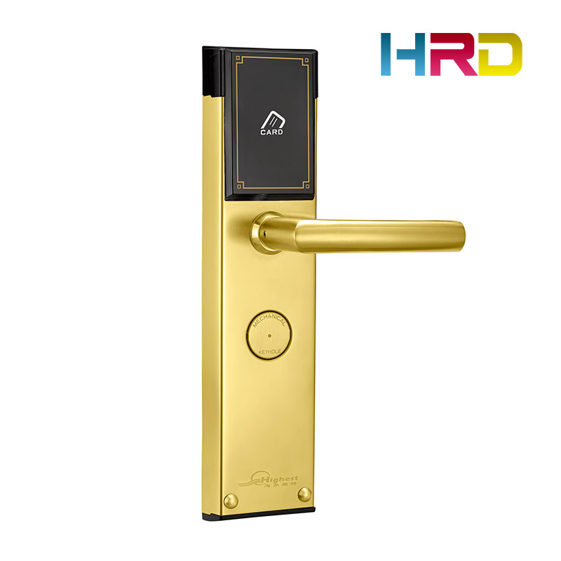 rfid card hotel lock system management system control 125KHz / 13.56MHz intelligent card electronic key door lock tulipe 200 876528