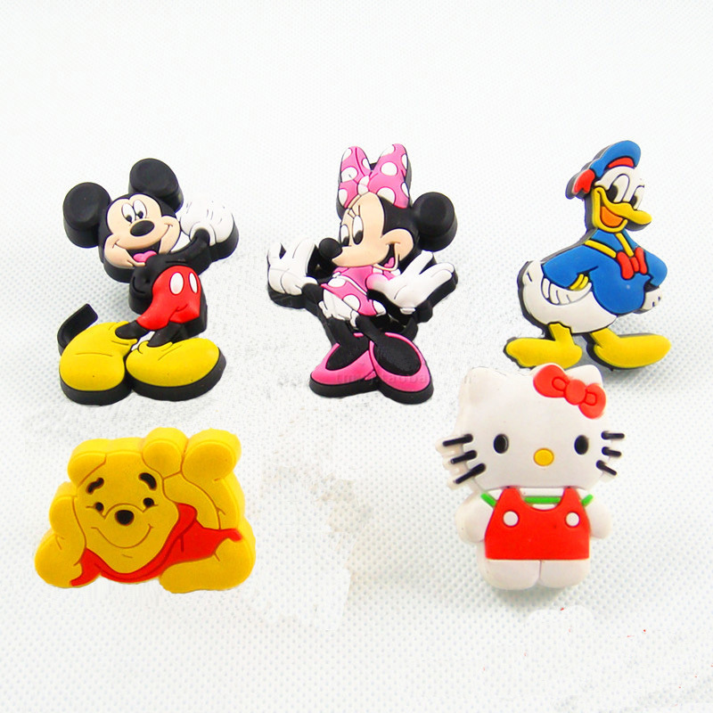 Cute children kids bedroom furniture cartoon cabinet knobs for Children s bureau knobs