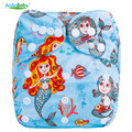 Ananbaby 2016 New Design Colorful Prints Cloth Diaper Pocket Cover  Reusable Nappies  Machine Washable F-Series