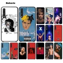 Babaite Rap singer XXXTentacion  Black TPU Soft Silicone Phone Cover for Huawei P9 P10 Plus Mate9 10 Mate10 Lite P20 Pro Honor10