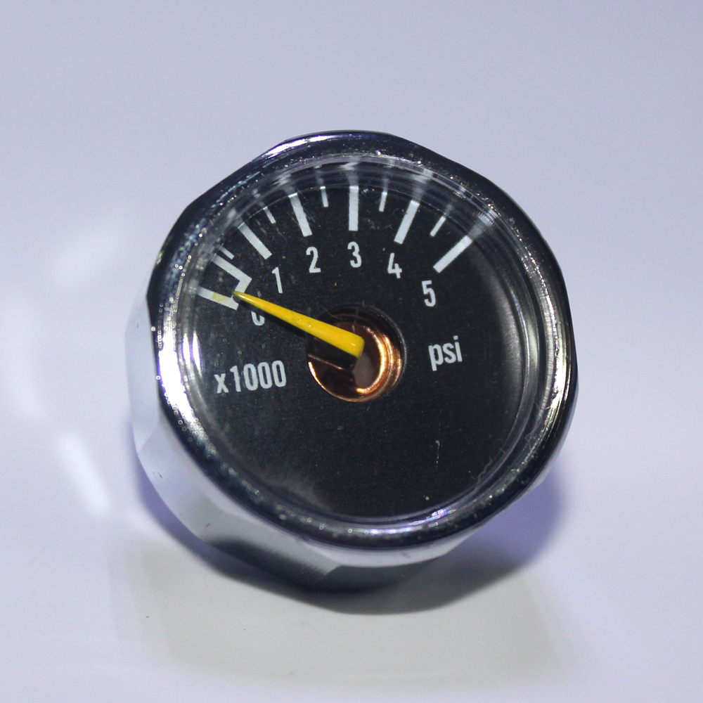 Image 3 - New Paintball Acessorios PCP Air Gun Airsoft Mini Gauge Manometer 350bar  300psi  1500psi  3000psi  5000psi  6000psi 1/8NPT-in Paintball Accessories from Sports & Entertainment