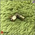 1/8np-6 мм куперная воздушная пружина  локоть-через штуцер  подключение 6 мм  Воздушная пружина  детали пневматической рессоры