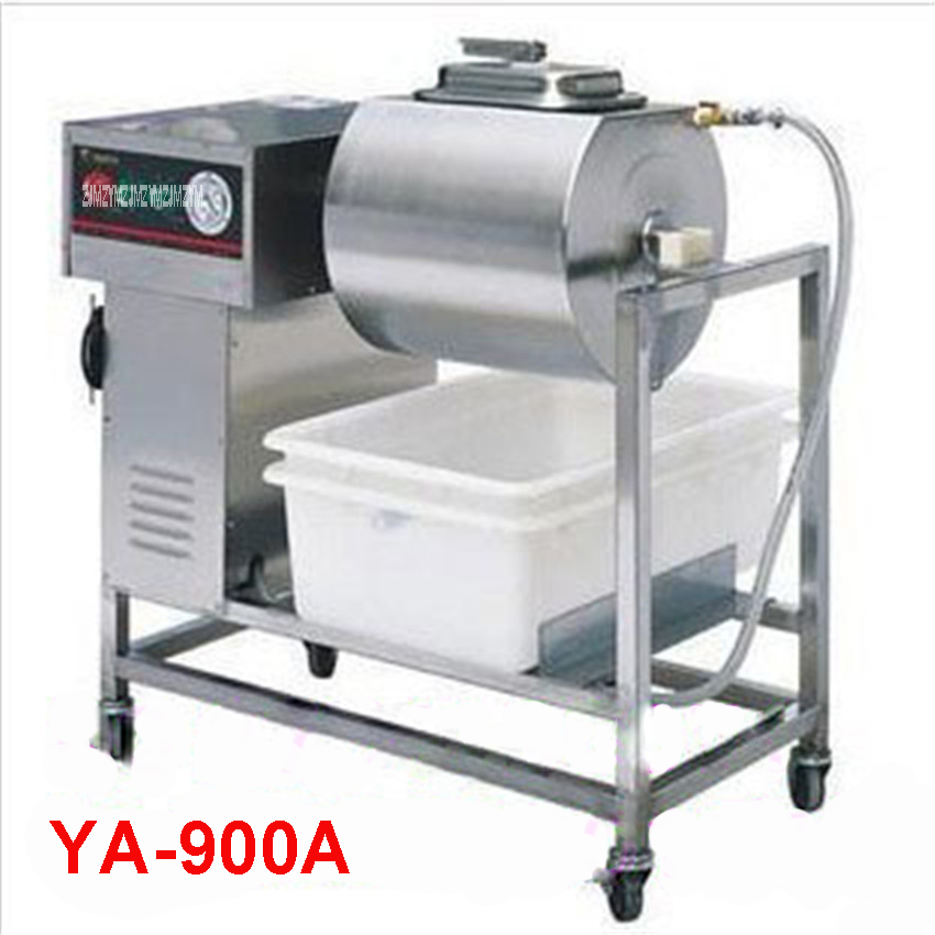 YA-900A Empty Meat Salad Marinated Machine Empty Empty Machine Salter Machine 220V/50 Hz ,32r / min Speed Vacuum pickle machine 35l meat salting marinated machine chinese salter machine hamburger shop fast pickling machine with timer