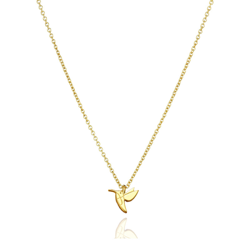 cute bird necklace
