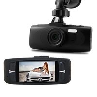 G1WHT Car DVR Camera Generalplus Chipset Car Dvr Full HD 1080p 2.7 Inch Lcd G sensor H.264 WDR Car Video Recorder Dash Cam H10