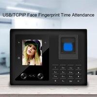 Eseye Vingerafdruk Tijd Attendant Gezicht Klok Smart Digitale Attendant Systeem Gezichtsherkenning Toegangscontrole Machine
