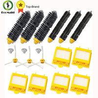 Replacement Kit For IRobot Roomba 700 Series Vacuum Clean Robots Filters Bristle Brush Flexible Beater Brush